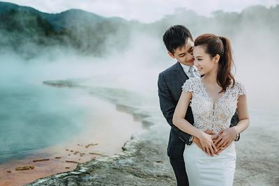 Prewedding-紐西蘭北島-ANee