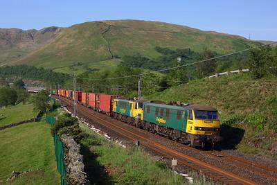 WCML: Carnforth to Carlisle