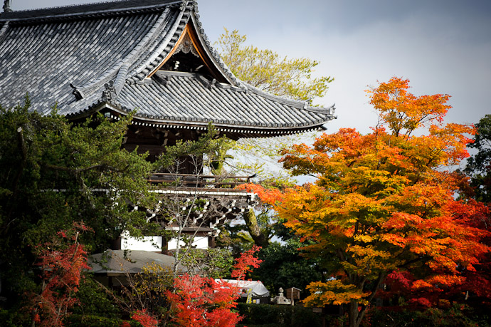 Kyoto Itineraries image copyright Jeffrey Friedl