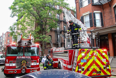 Boston, MA - 2nd Alarm, 98 Charles Street, 6-24-20.