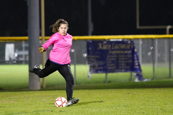 2017 Girls V Soccer vs HYCA