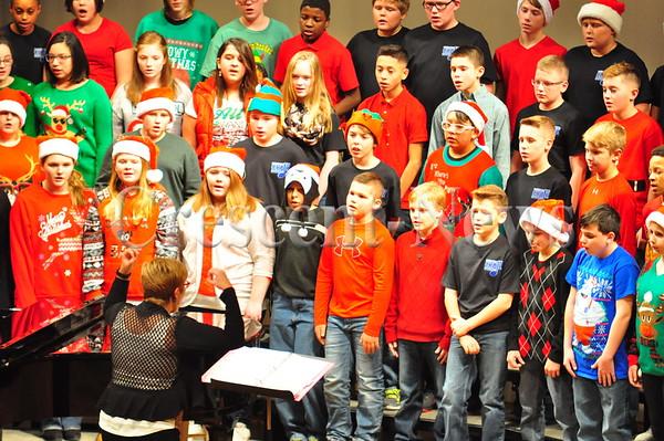 12-19-16 NEWS Defiance Middle School Christmas Concert