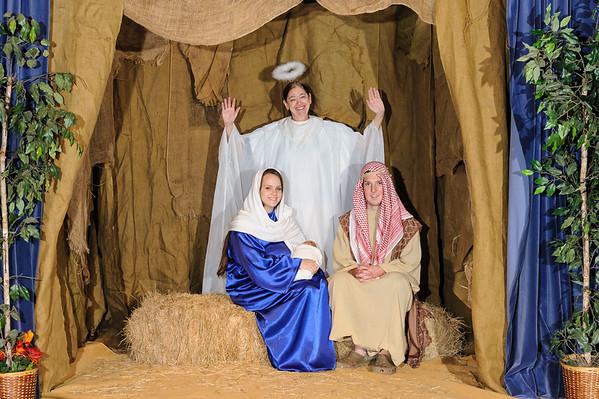 Living Nativity 12-19,20-2014