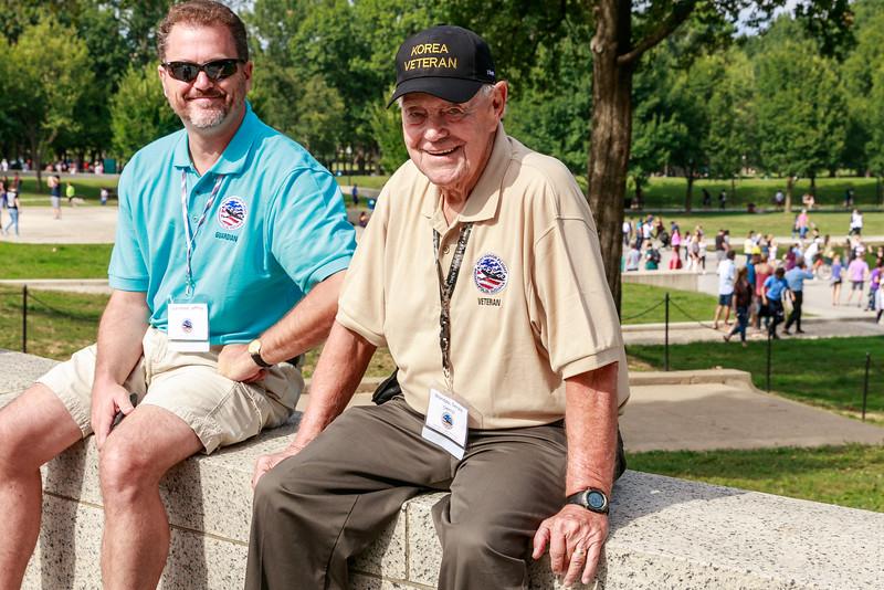 Veteran = Brandau, Gerald (Jerry); Guardian = Spainhour, Jeffrey