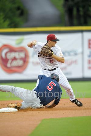 Twins vs Astros 7-11-2012