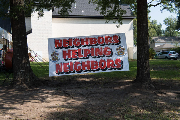 Whispering Pines Neighbors helping Neighbors
