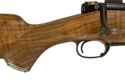 Model 70 Winchester in .338