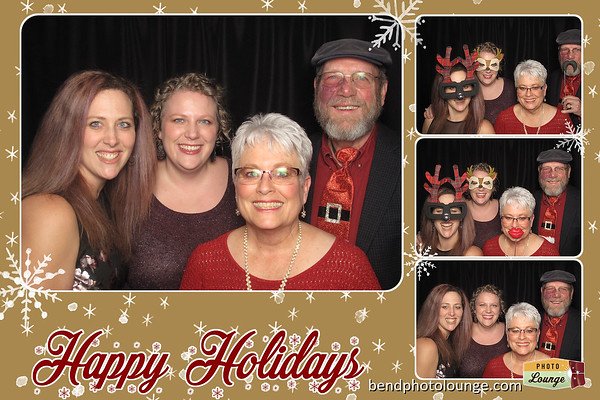 Black Butte Ranch Holiday Party