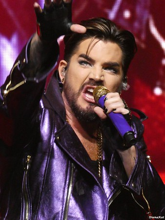 Queen + Adam Lambert,  Las Vegas The Crown Jewels Finale, 9-22-18