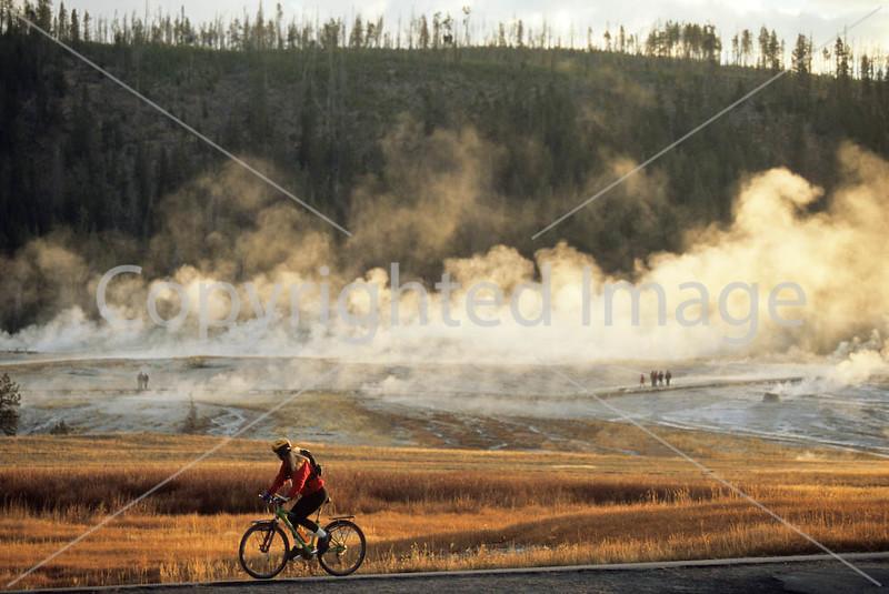 Glacier, Yellowstone, & Tetons Biking