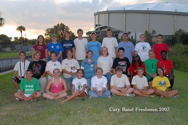 2007-10-12 Class Photos