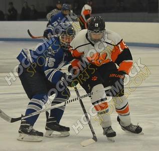 Taunton - Attleboro Hockey 1-16-16