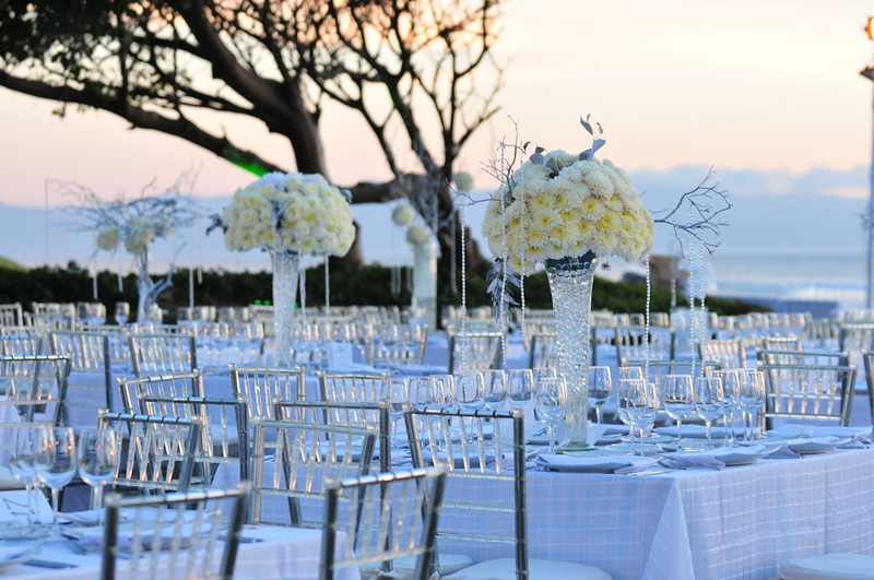 Nahaui Wedding Setting by Johanna Otero Events photography by Award Winning Photographer Andres Barria Davison