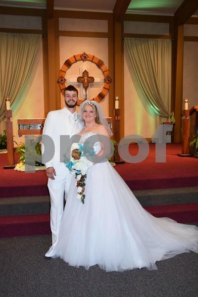 Stephanie & Joe's Wedding 6/9/18
