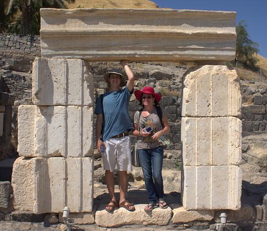 Beit She'an & Akko 2012