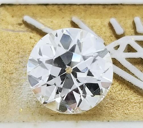 1.80ct Old European Cut Diamond - GIA K, VS1