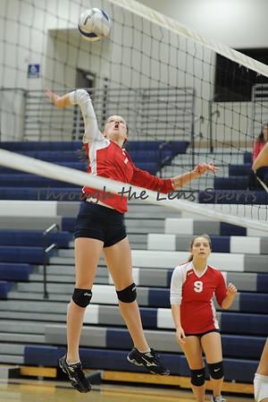Kennedy vs. East Linn JV Volleyball