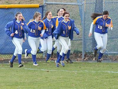 Varsity Softball - 3/23/15