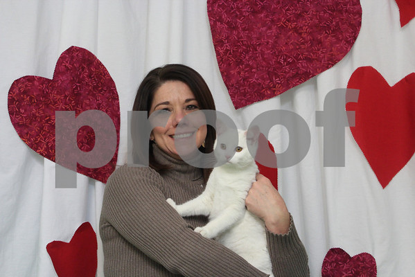 Woman Adopts Cat - February 2013