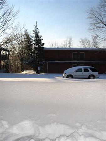 Major Snow Columbia 2006