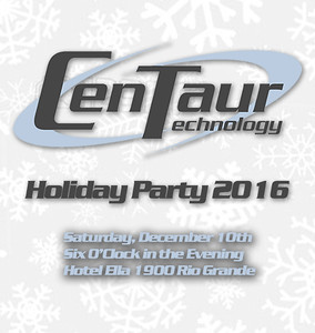 Centaur Technology's Holiday Party 2016