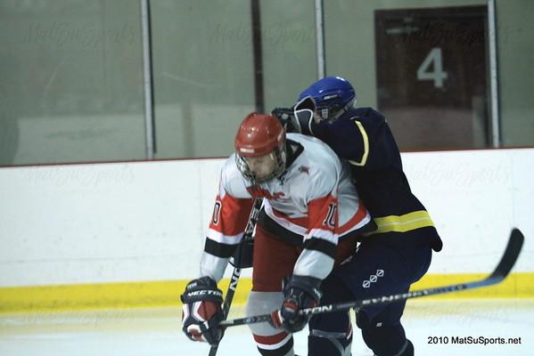 Wasilla vs. Homer 1-23-2010