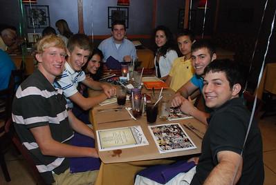 GOYA Senior Dinner - June 8, 2009