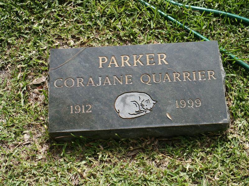 Corajane Quarrier Parker