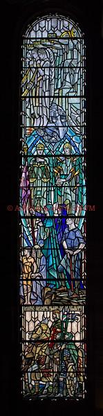 Shrine window No 5