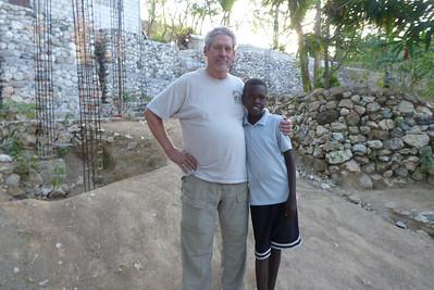 Ed's trip to Haiti 1/2014
