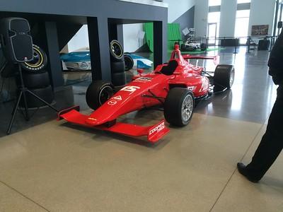 03.03.15 Dallara Indy Car Factory