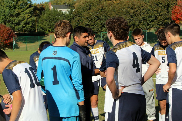 2019 Boys Soccer Landon 2 v Bullis 3