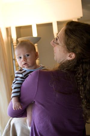 Genevieve and John Nov. 20, 2008