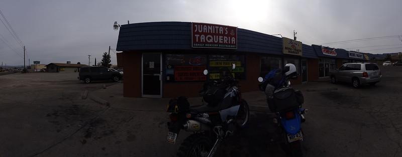 2014-01-24 Big Earl Rides Sedona