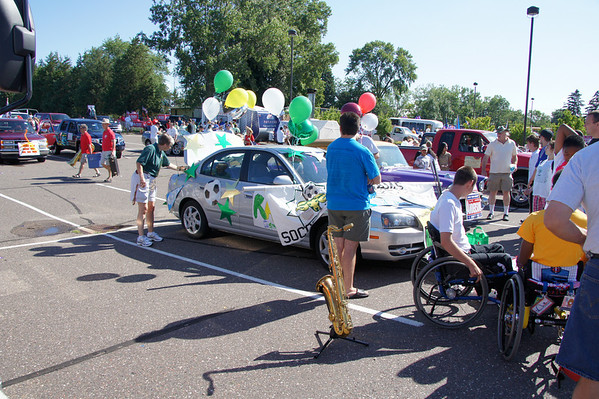 2010 RAMS in the Slice of Shoreview Parade
