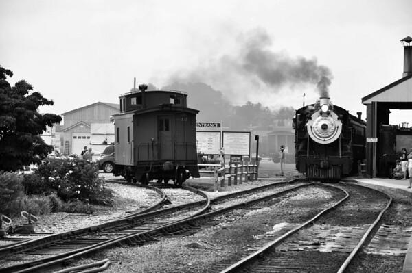 Strasburg Railroad 2013