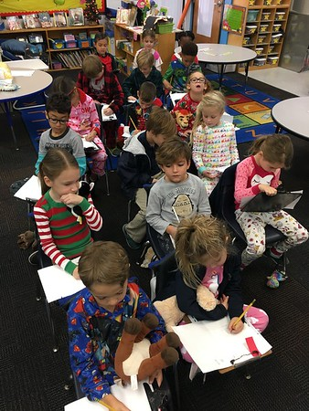 Polar Express Reading Celebration Day!