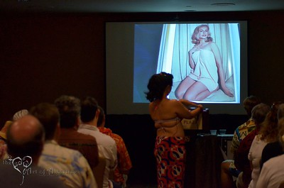 History of Pin-Up Icons from the 20s to Modern Day with Penny Starr, Jr. sponsored by A Pin Up's Closet