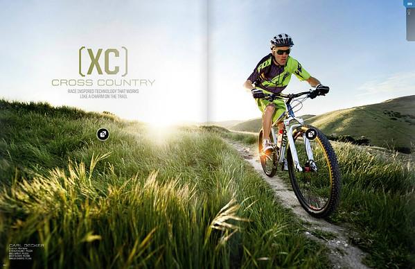 2012 Fox Racing Catalog Shooting