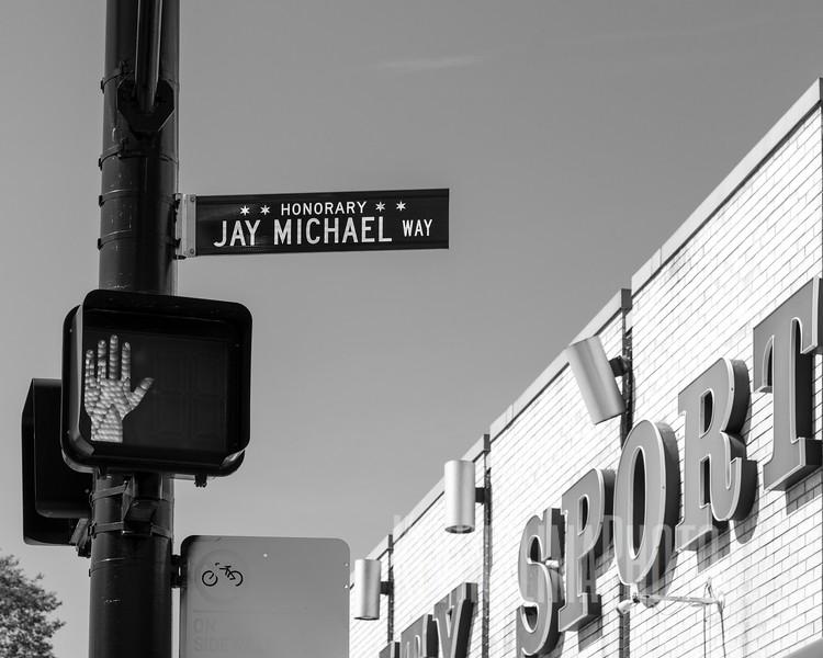Honorary Jay Michael Way