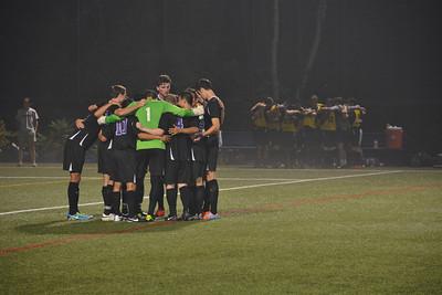 Amherst Soccer 2014 at NEC Sept 2