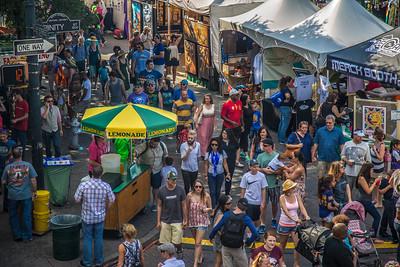 Pecan Street Festival (Spring 2015)