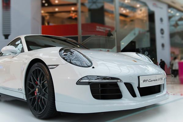 Porsche Westfield Video