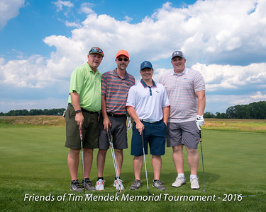 Tim Mendek Memorial Golf Tournament