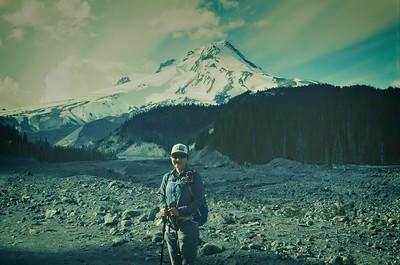Mt Hood in Retrochrome 400 - 2020/06