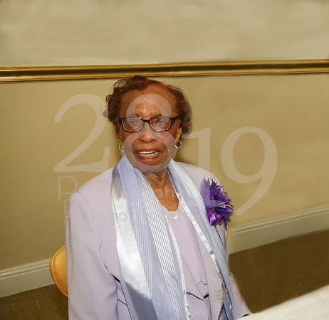 Mother  Omazelle Thompson 100th Birthday Celebration