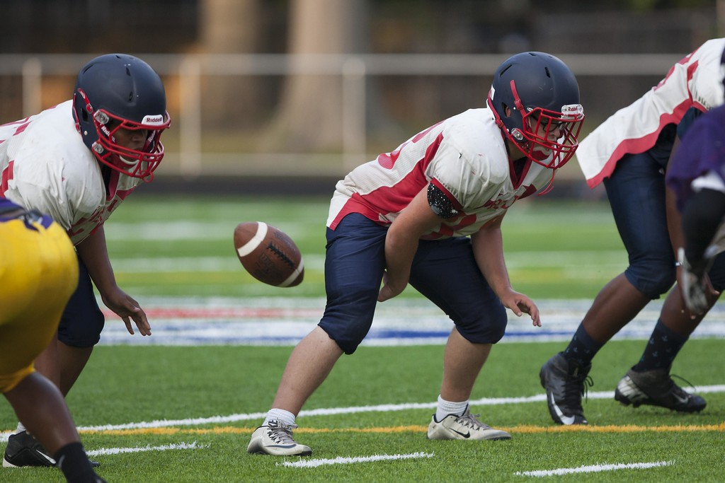 . Jen Forbus - The Morning Journal Action from a scrimmage with Bay, Lakewood and Oberlin on Aug. 10.