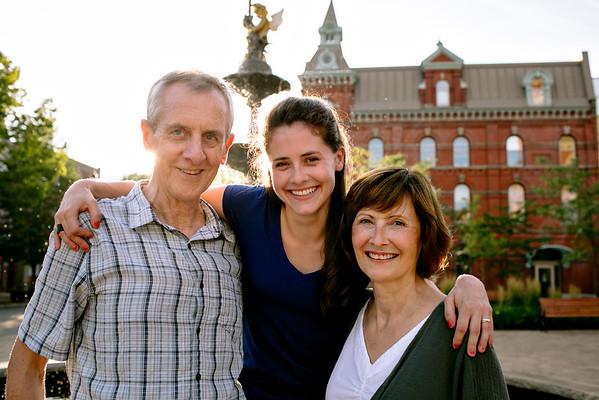 Shelley, John + Ali