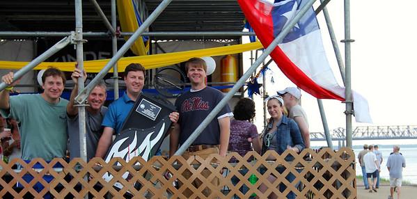 Memphis in May 2013