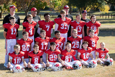 2020 FFL Badgers Football